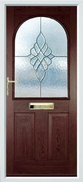 Stafford composite door