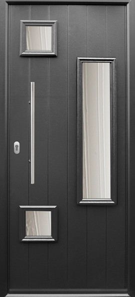 Italia composite door