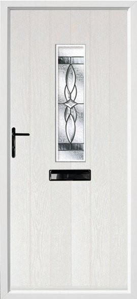 Fling composite door