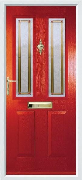 Ludlow composite door