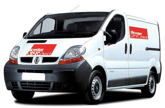 Bicester UPVC direct van
