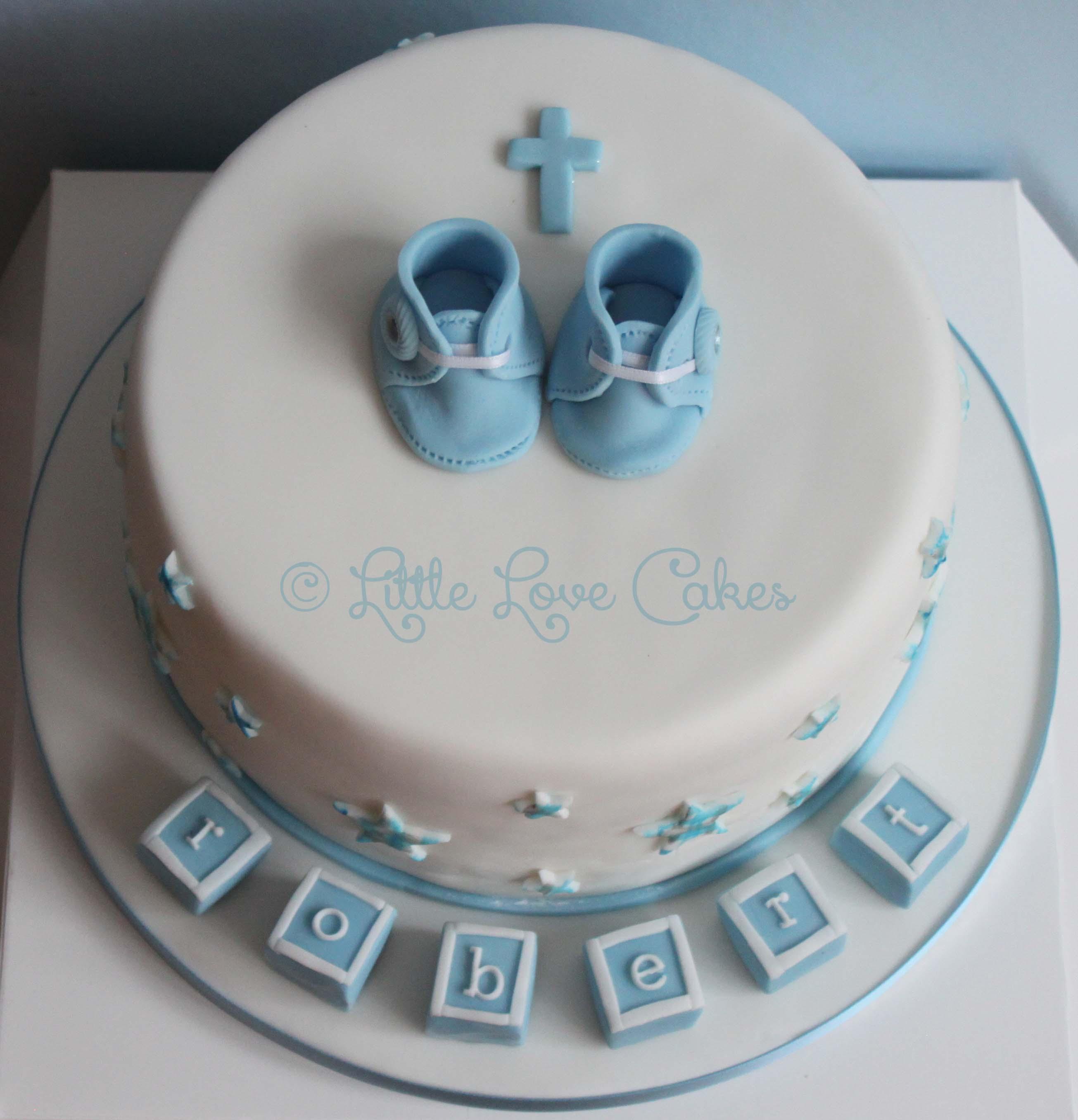 Bootie christening