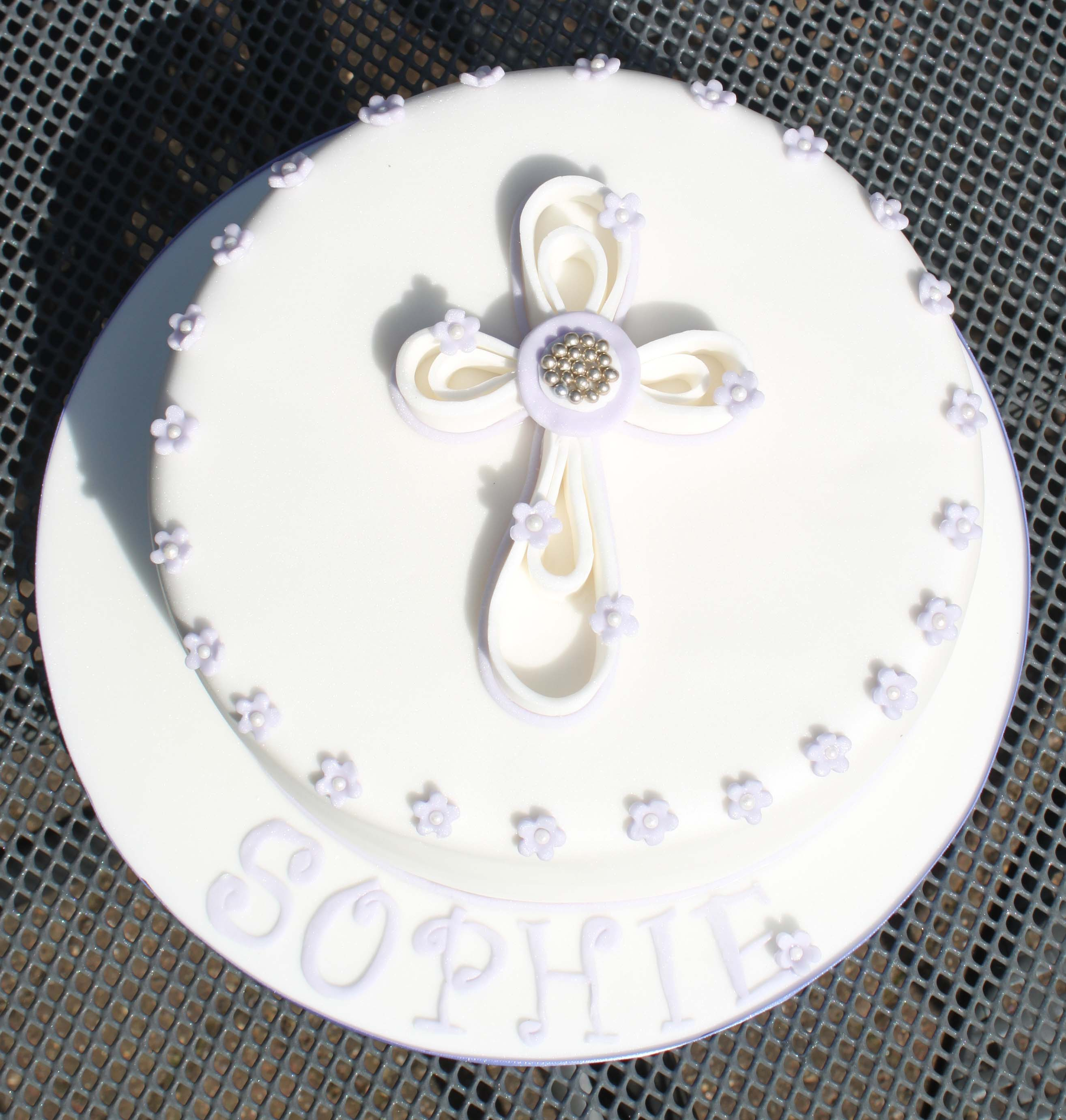 Quilled holy communion