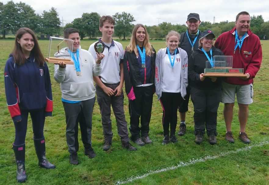 Success at Woking Open shoot