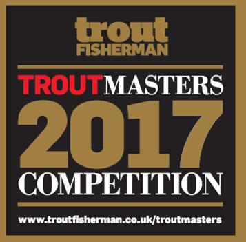 Trout Fisherman Troutmasters 2013 Competition at  Glenquicken Farm Troutmasters Fishery, Dumfries and Galloway, Scotland