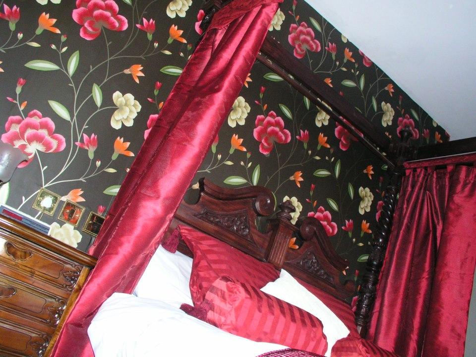 A Bridal Suite at Hunters Lodge Hotel Gretna