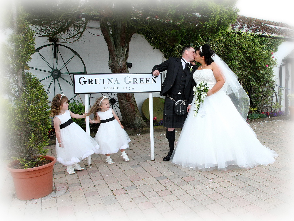 Hunters Lodge Hotel Gretna wedding packages