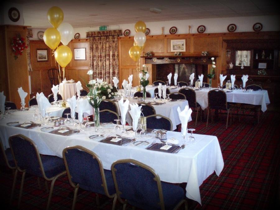 wedding reception Hunters Lodge Hotel
