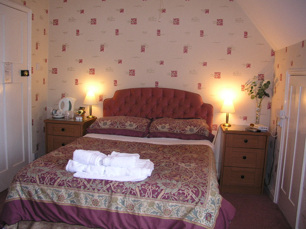 Room 7 at Hunters Lodge Hotel Gretna