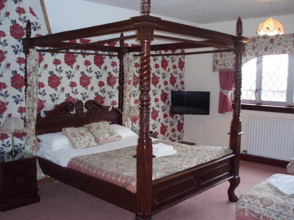 Room 4 at Hunters Lodge Hotel Gretna