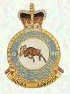 419Sqn RCAF
