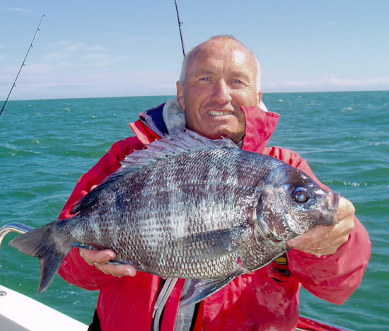 Spirit of Arun Littlehampton Bream Fishing