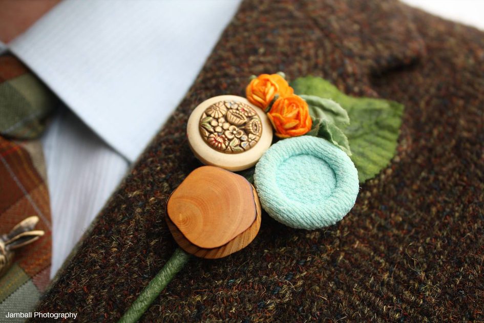 Alternative Buttonhole