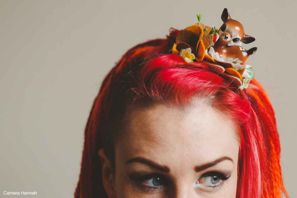 Quirky Kitsch Bambi Hair Band