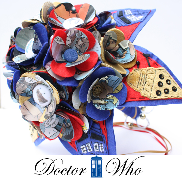 Doctor Who Bouquet