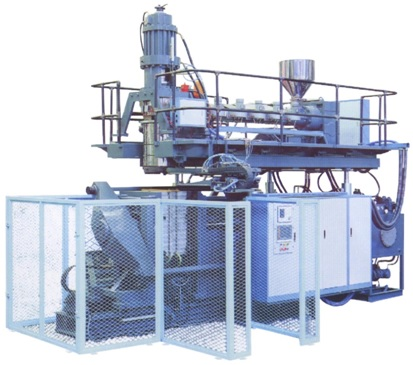 Hadley Hargreaves Blow Moulding Machine