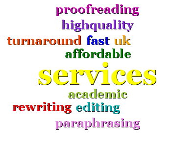 'book proofreading services'