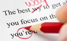proofreading services