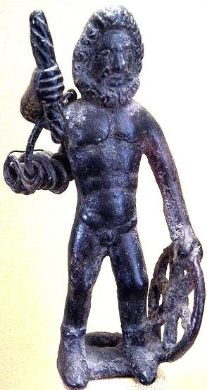 Taranis; Celtic God of Thunder