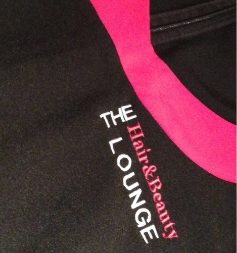 The Hair and Beauty Lounge Stranraer corporate workwear