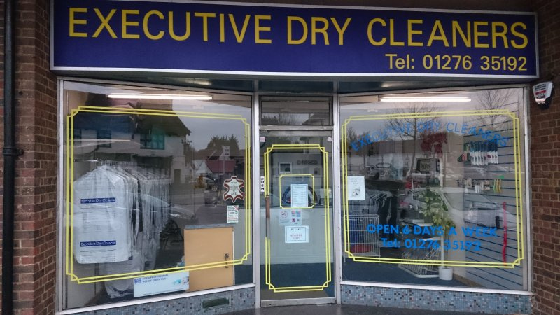 Dry Cleaning and Repairs in Blackwater