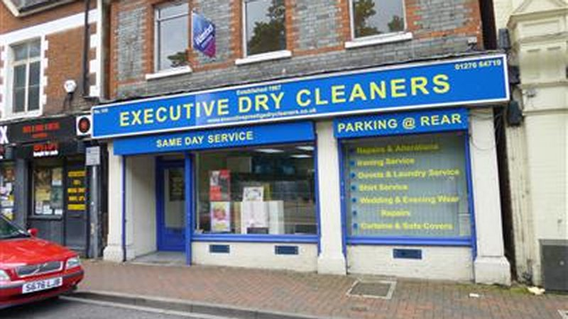 Dry Cleaning in Camberley