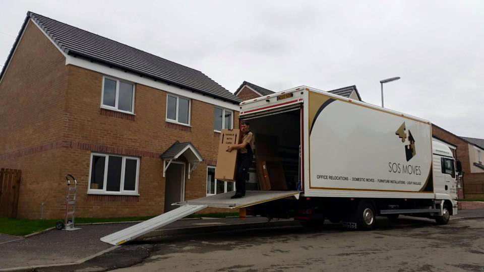 Moving house with sos moves for My new home