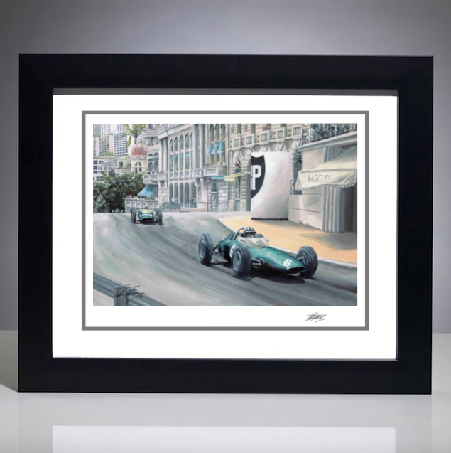 1963 Monaco Giclee