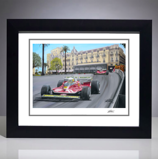 1979 Monaco Giclee