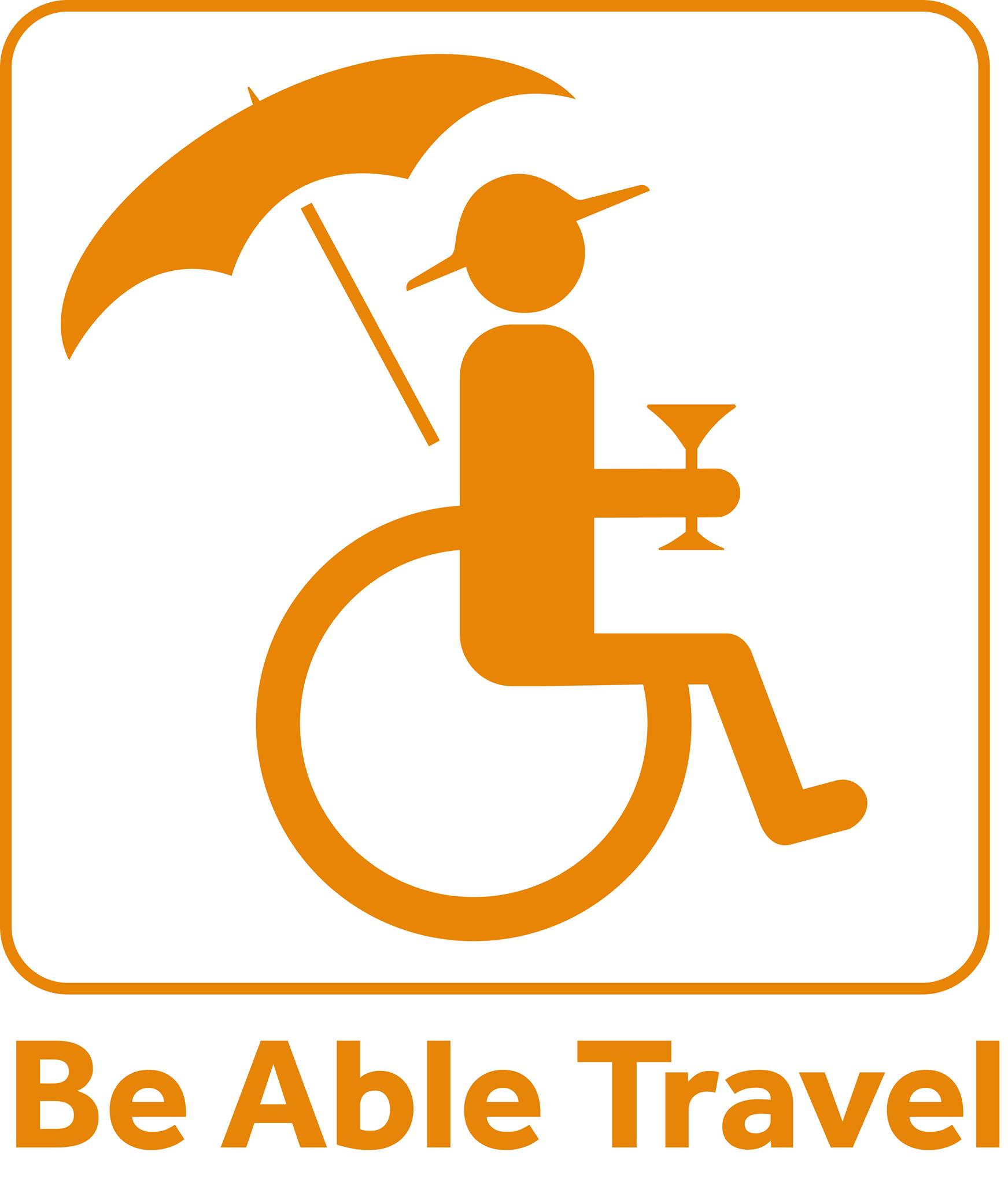 Be Able Travel logo