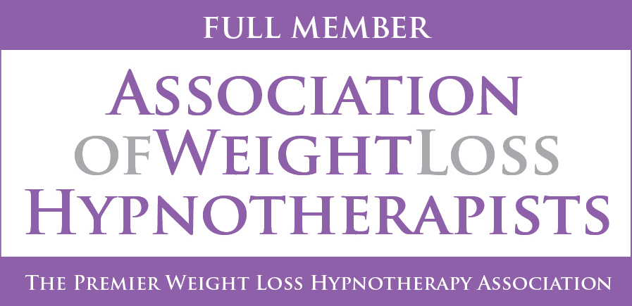 Full Member of the Association of Weight Loss Hypnotherapists