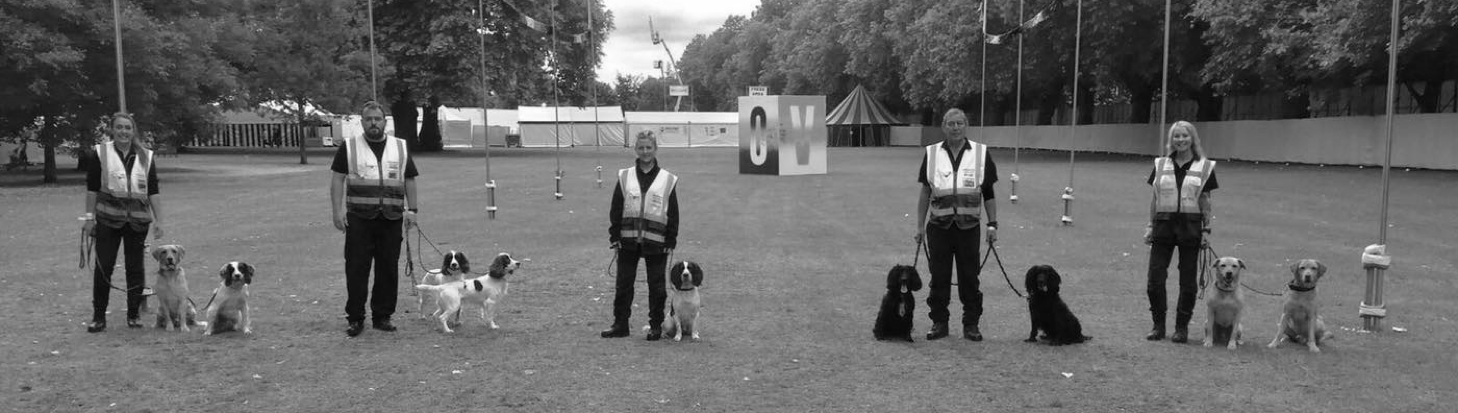 Team Inquest Canine
