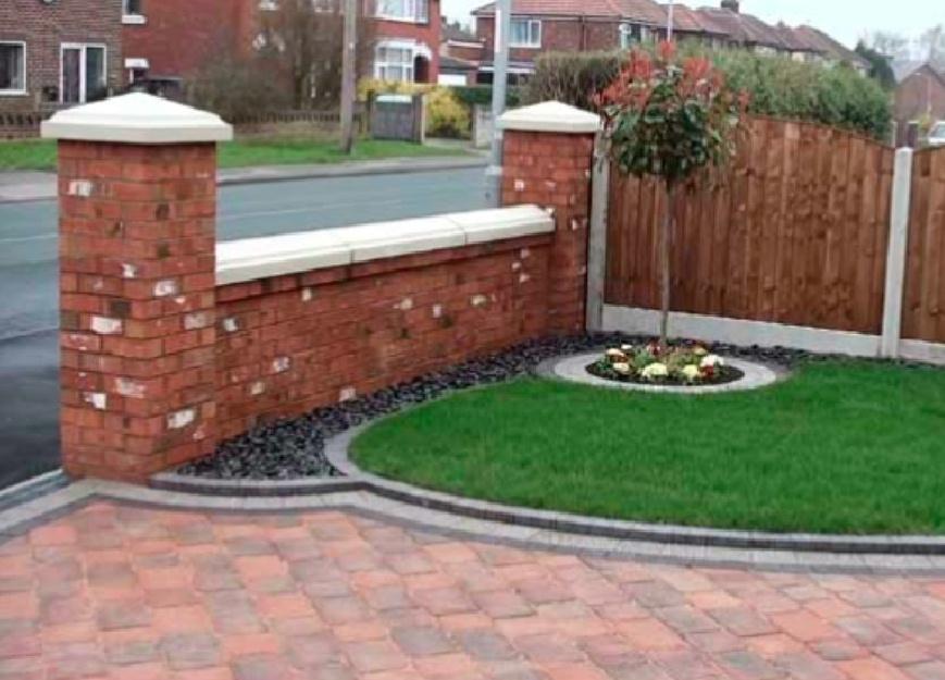Garden Design Garden Design With Small Retaining Wall Ideas Youre - garden wall designs uk