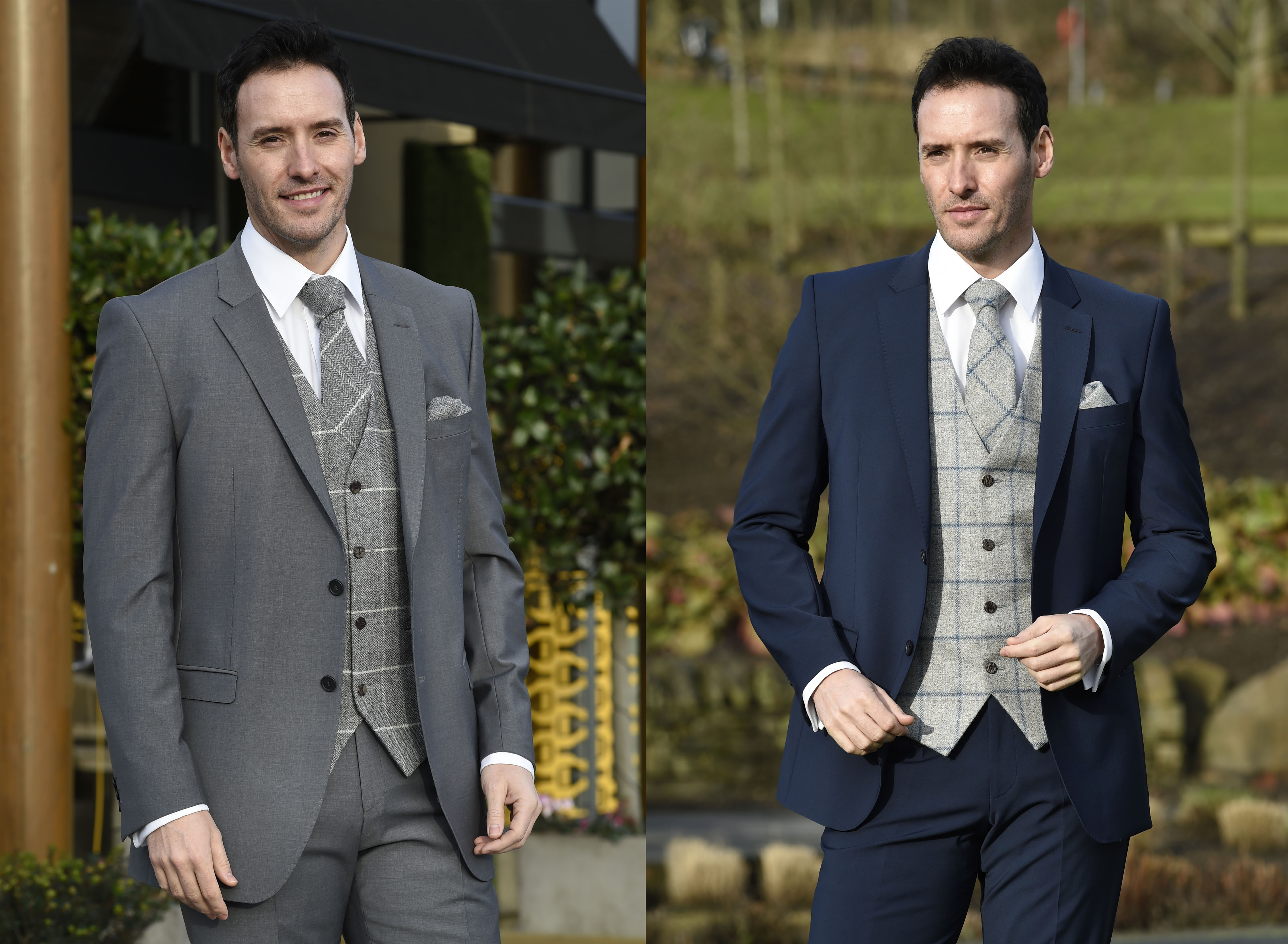 Gents and Boys Formal Suit Hire
