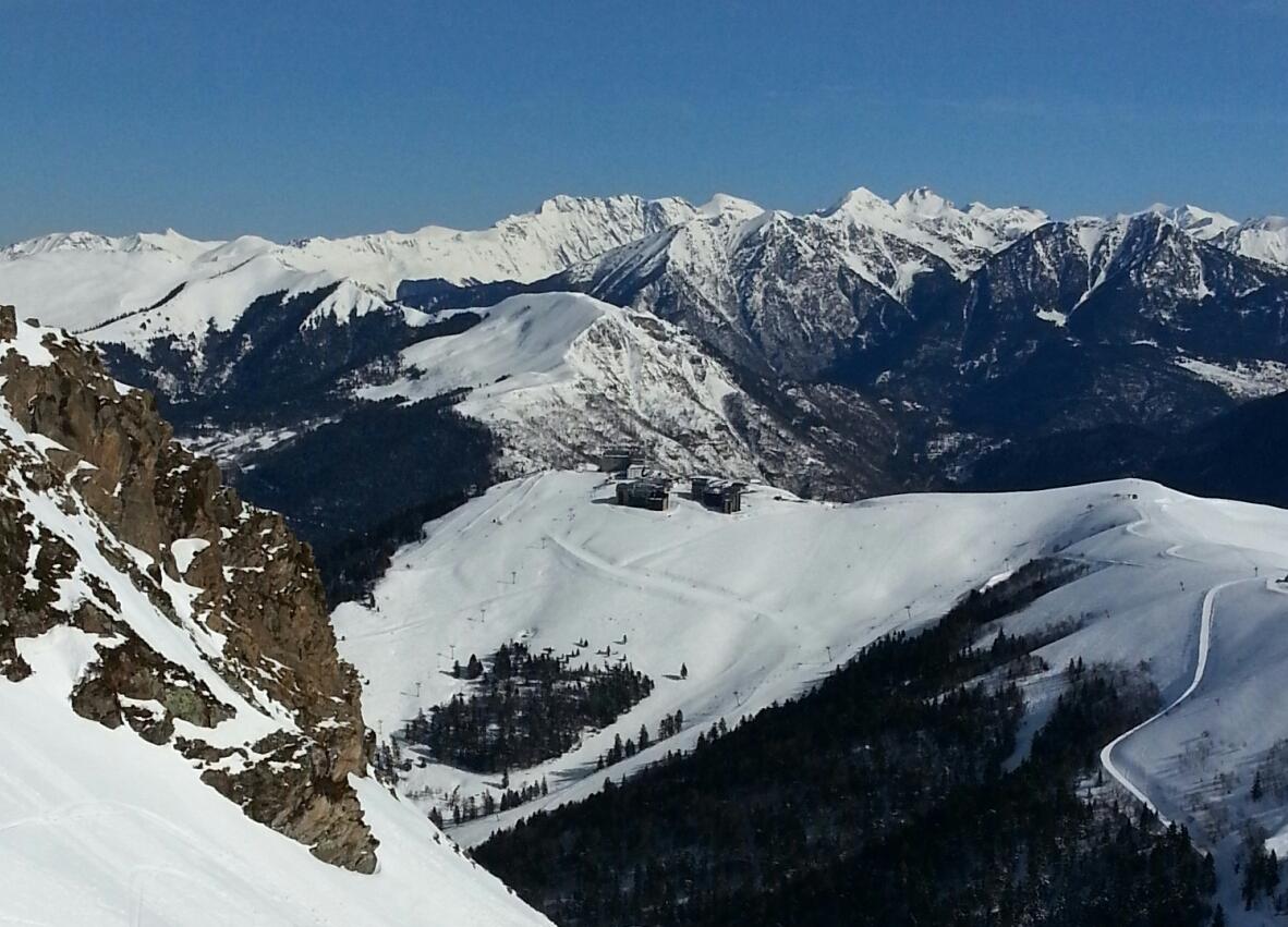 Pyrenees Skiing Holidays