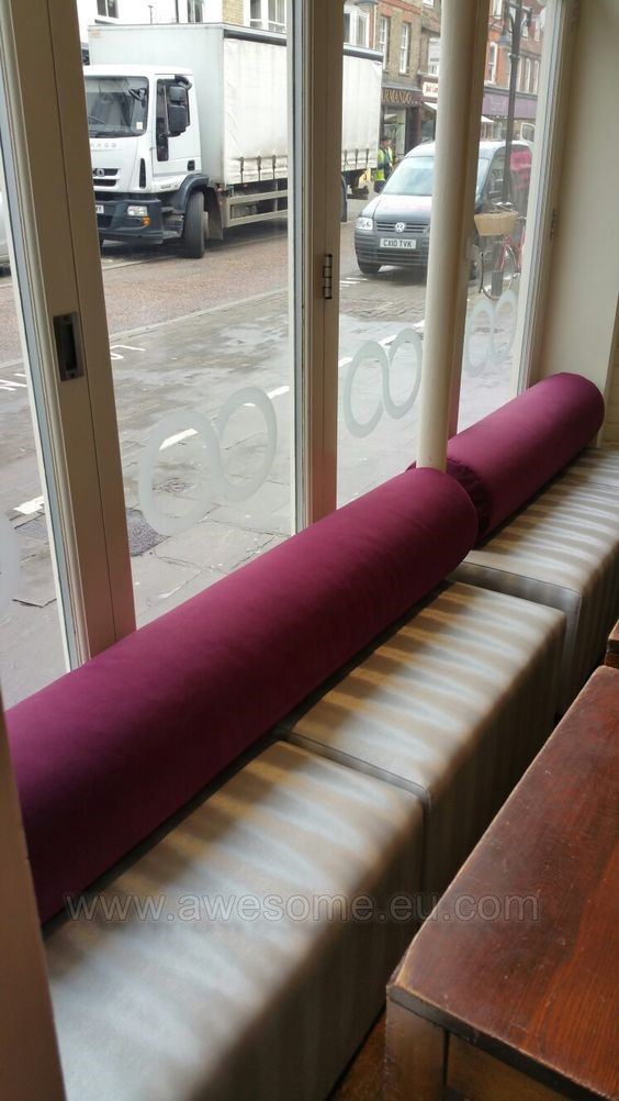 Bespoke seating for The Taproom in St.Ives