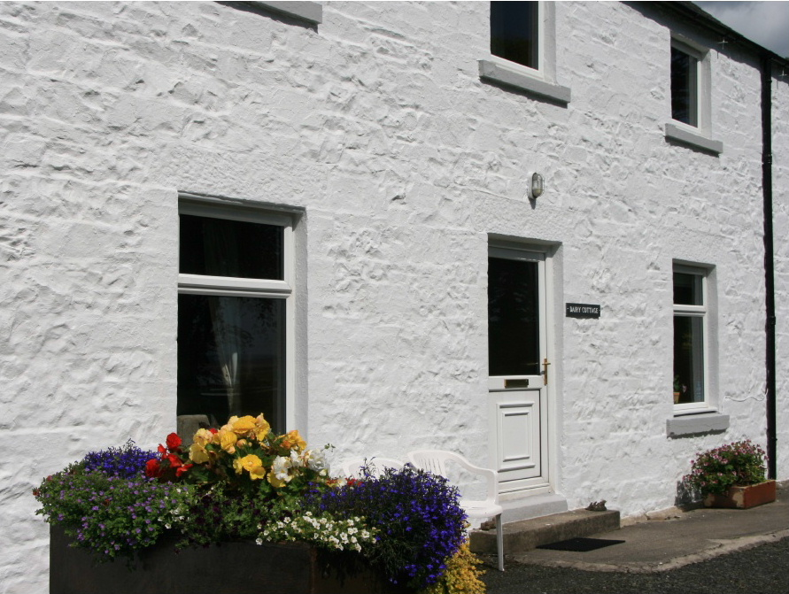 Dairy Cottage self catering holiday accommodation Dunragit, Dumfries and Galloway, Scotland