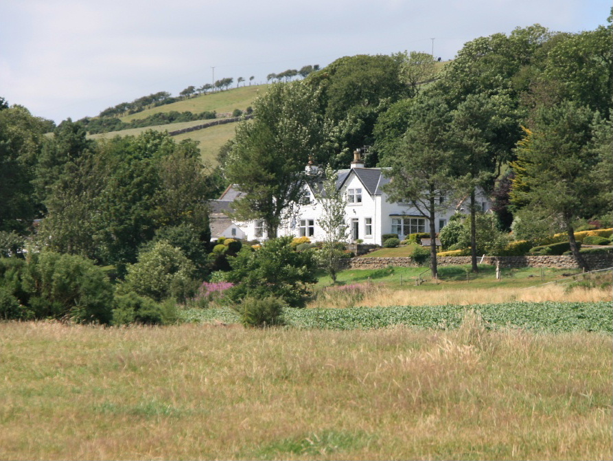 East Challoch Bed & Breakfast in Dunragit, south-west Scotland enjoys stunning views over Luce Bay