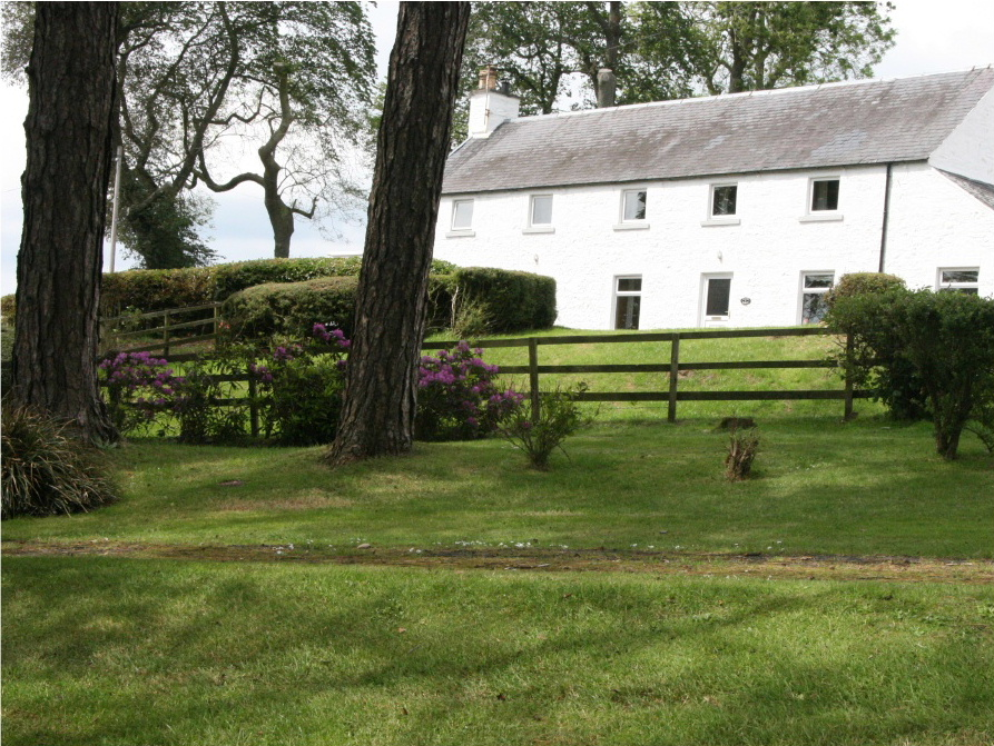 Self catering cottage and bed and breakfast holiday accommodation near Stranraer, south west Scotland