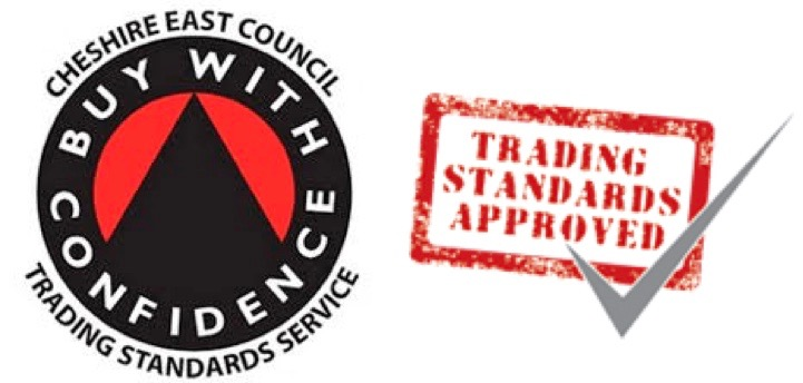 Just Roofs Cheshire is Cheshire East Council Trading Standards Approved so you can buy with confidence!