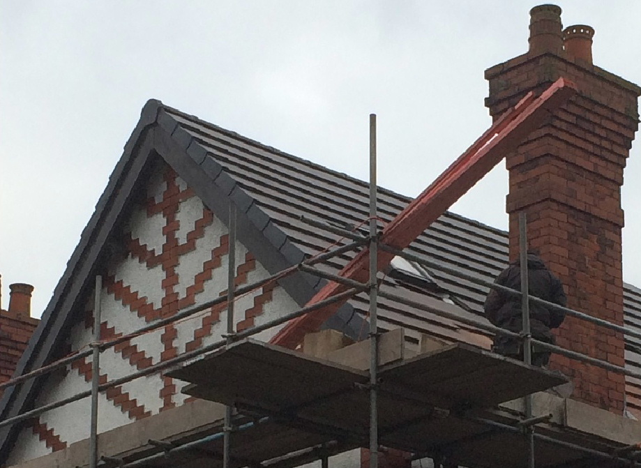 Roofing contractor Altrincham