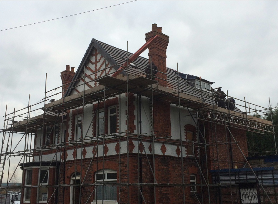 Roofing contractors Cheshire
