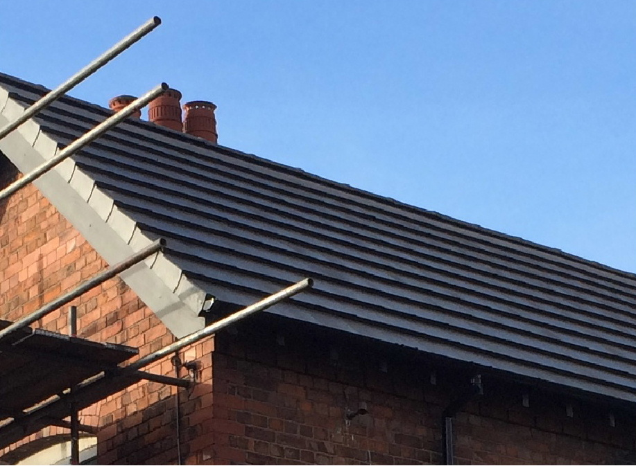 Roofing and re-roofing services Sandbach Cheshire