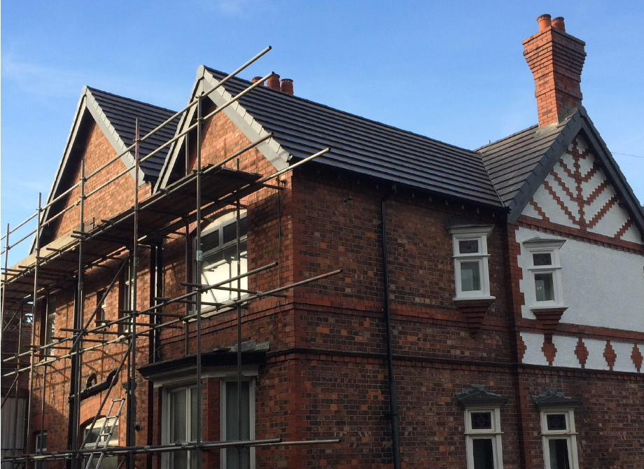 New roofs and roof repairs Middlewich and Sandbach near Crewe Cheshire