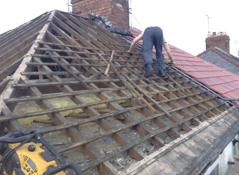 Roofers Holmes Chapel Just Roofs Cheshire