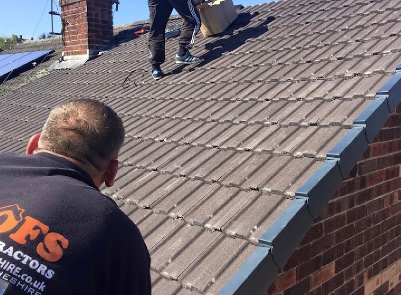 Roofers Ellesmere Port Just Roofs Cheshire