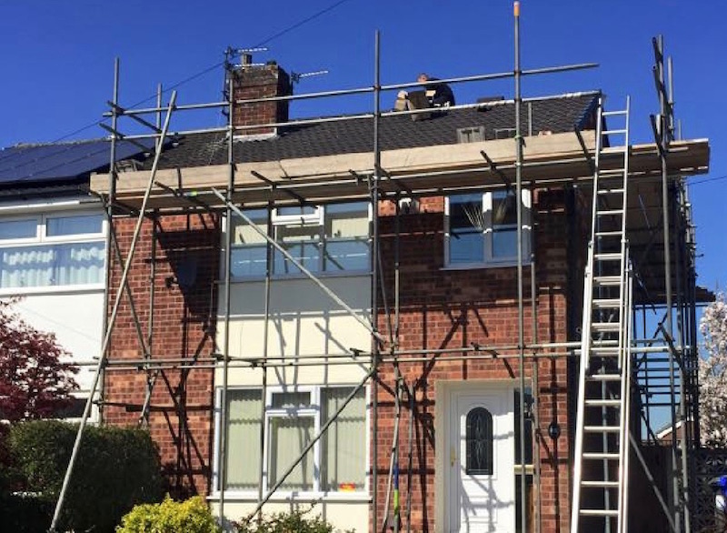Roofers Alsager Just Roofs Cheshire