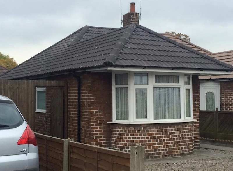 New roof in Middlewich by Just Roofs Cheshire