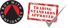Just Roofs is Trading Standards Approved so you can buy with confidence!