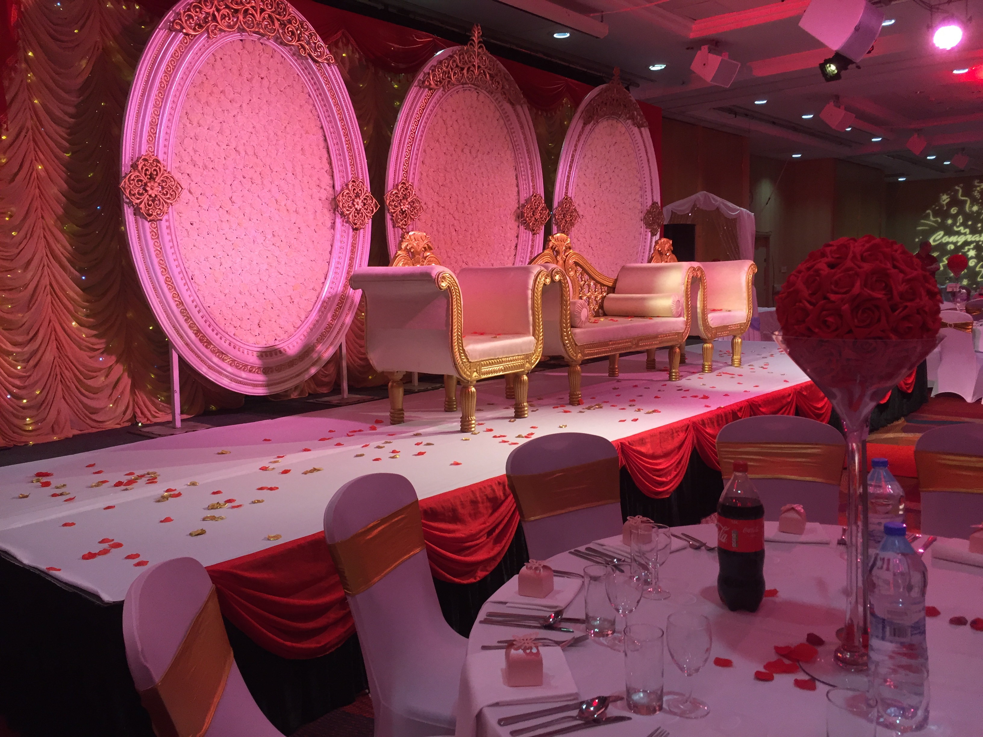 In Association With The Prestigious Marriott Gosforth Park Hotel And Newcastle Gateshead Asian Wedding Package Present Full Or
